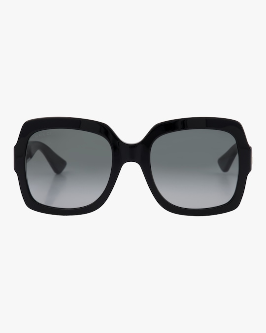 Gucci Oversized Rectangle Sunglasses 0