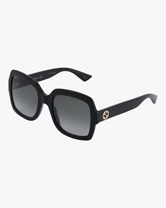 Gucci Oversized Rectangle Sunglasses 2