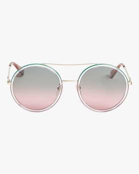 Rainbow Endura Round Sunglasses