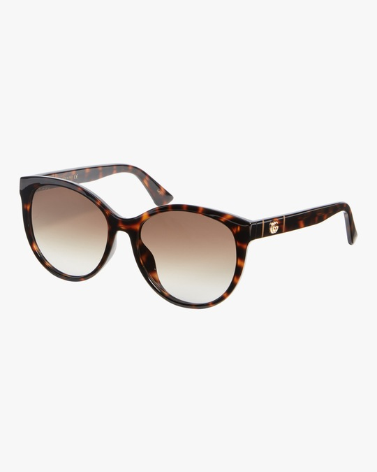 Gucci Injection Cat-Eye Sunglasses 1