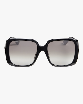 Injection Oversized Sunglasses