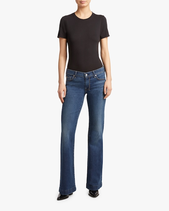 7 For All Mankind Dojo Jeans 1
