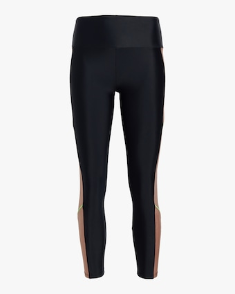 Exert Side-Block Leggings