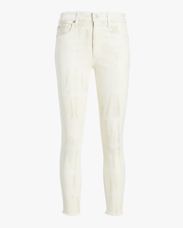 The Charlie Crop-Cut Jeans