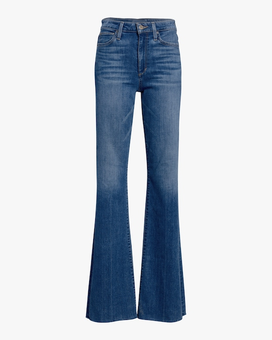 Joe's Jeans The Molly High-Rise Flare Jeans 0