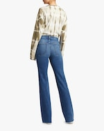 Joe's Jeans The Molly High-Rise Flare Jeans 2