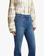 Joe's Jeans The Molly High-Rise Flare Jeans 3