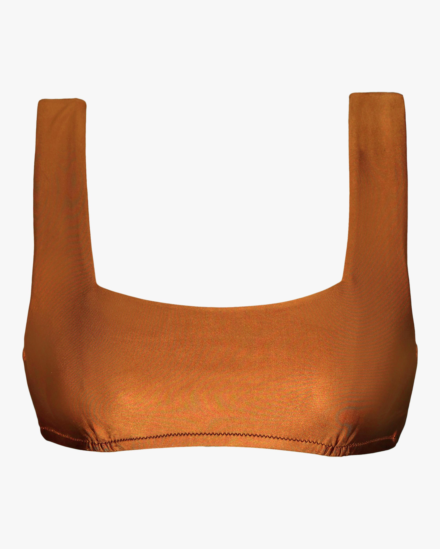 Susan Square-Neck Bikini Top