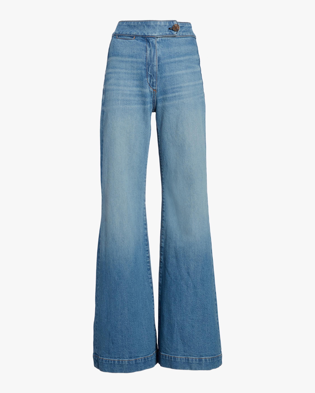 ASKK 70's Wide-Leg Jeans 0