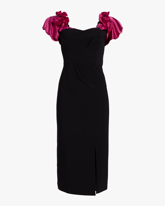 Off-Shoulder Cocktail Dress