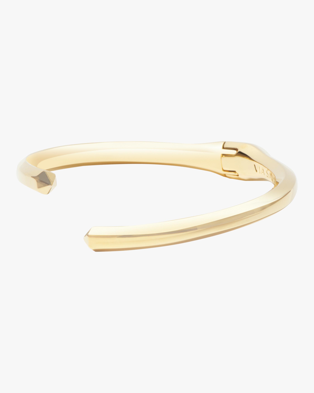 Bypass Cuff Bracelet