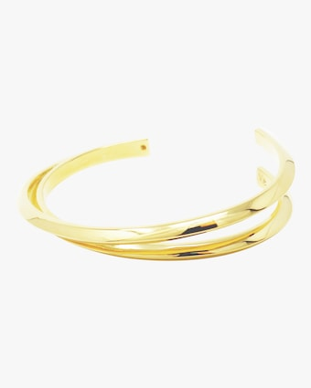Via Saviene Duet Cuff Bracelet 1