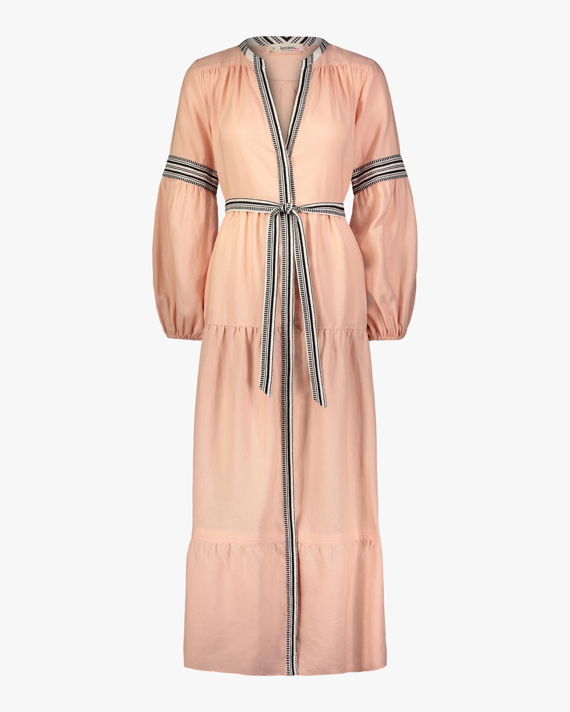 Lem Lem Koki Peasant Dress 0