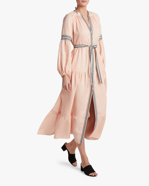 Lem Lem Koki Peasant Dress 1