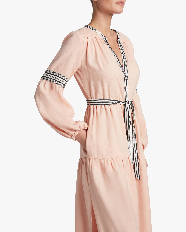 Lem Lem Koki Peasant Dress 3