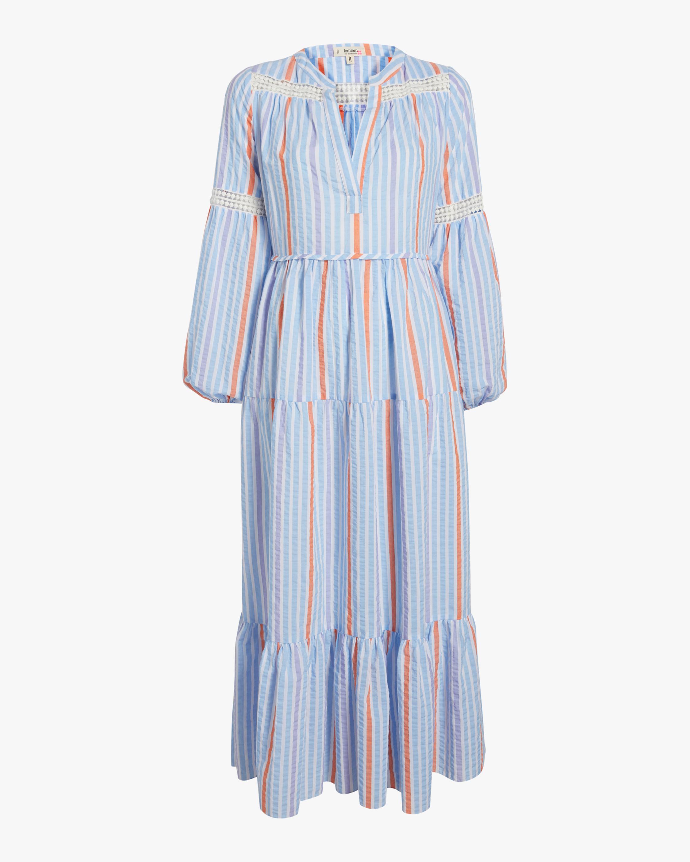 Lem Lem Bahiri Peasant Dress 0