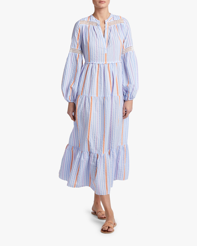 Lem Lem Bahiri Peasant Dress 1