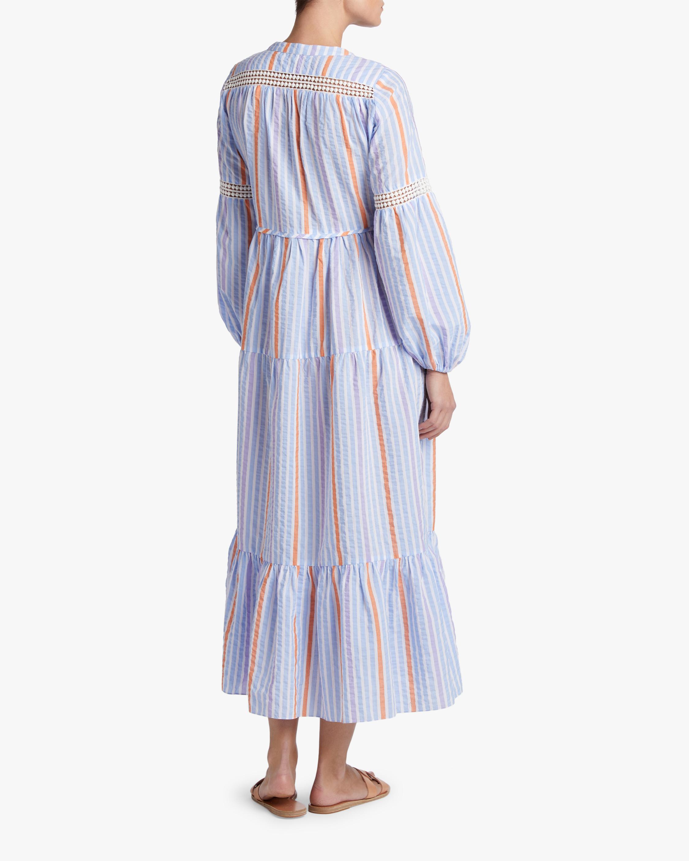 Lem Lem Bahiri Peasant Dress 2