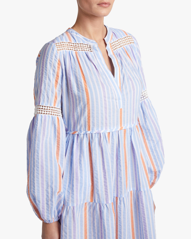 Lem Lem Bahiri Peasant Dress 3
