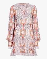 Temperley London Etoile Mini Dress 0
