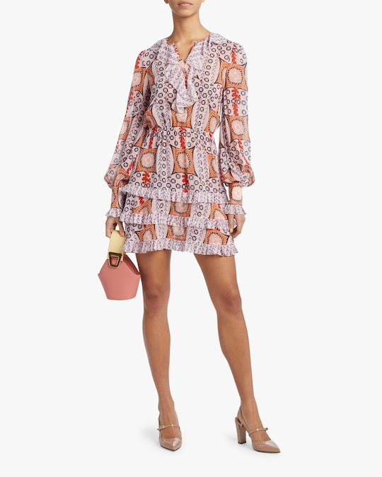 Temperley London Etoile Mini Dress 1