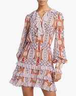 Temperley London Etoile Mini Dress 2