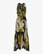 Temperley London Harmony Tie-Waist Dress 0