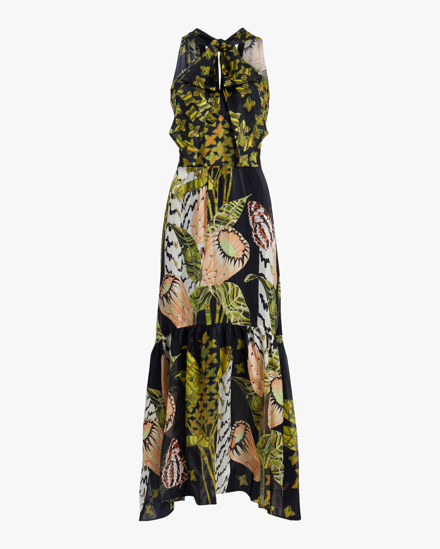 Temperley London Harmony Tie-Waist Dress 1