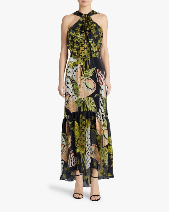 Temperley London Harmony Tie-Waist Dress 1