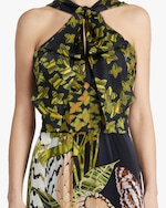 Temperley London Harmony Tie-Waist Dress 3