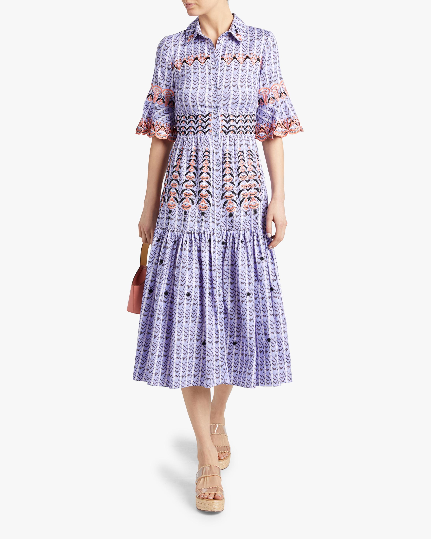 Poet Midi Dress