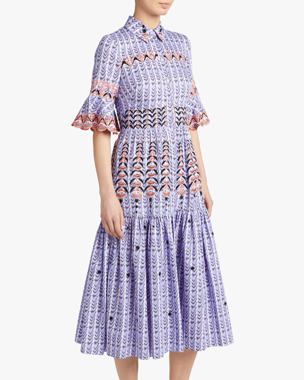Temperley London Poet Midi Dress 2