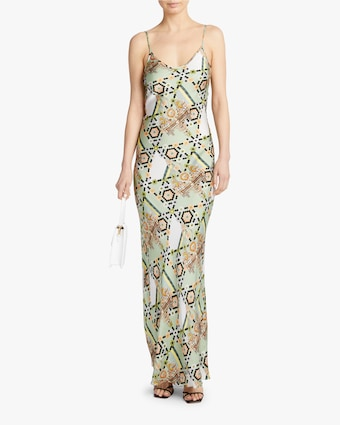 Temperley London Vivean Strappy Dress 2
