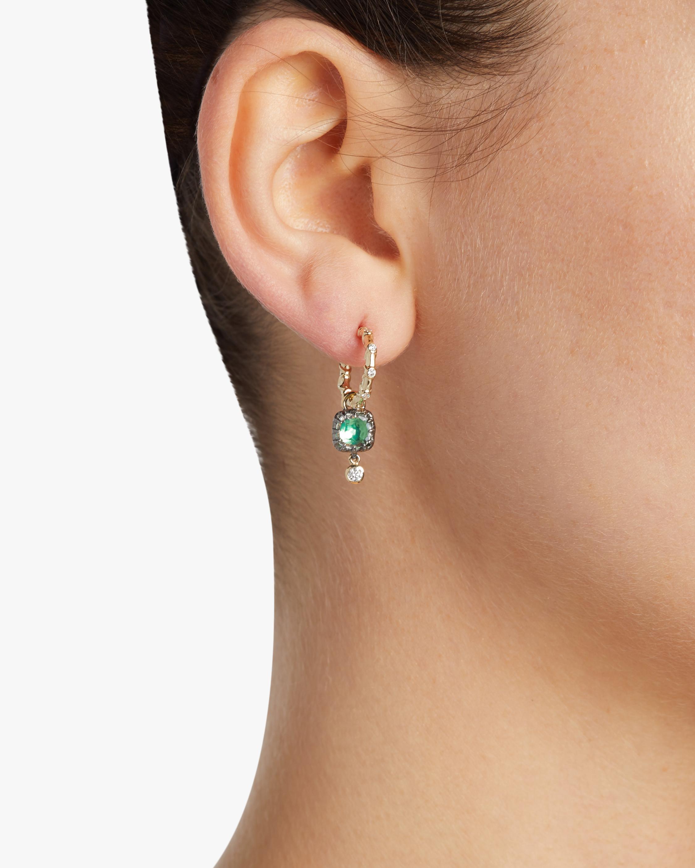 Larkspur & Hawk Caprice Open Hoop Earrings 2