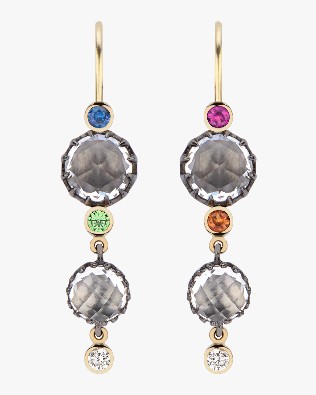 Sadie Cascade Drop Earrings