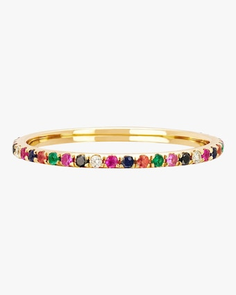 EF Collection Rainbow Eternity Band 1