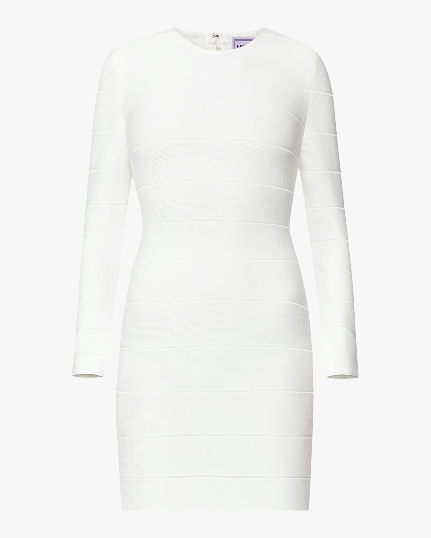 Icon Long Sleeve Dress