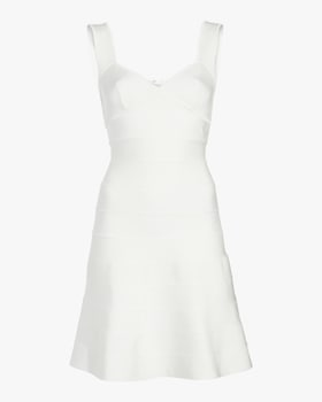 Icon Flare Skirt Dress