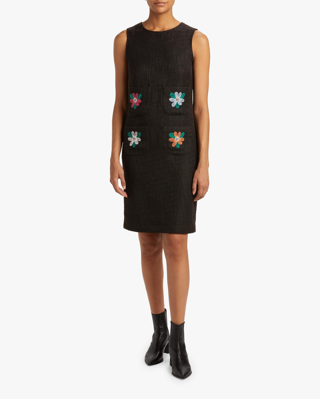 Cynthia Rowley Four-Pocket Shift Dress 1