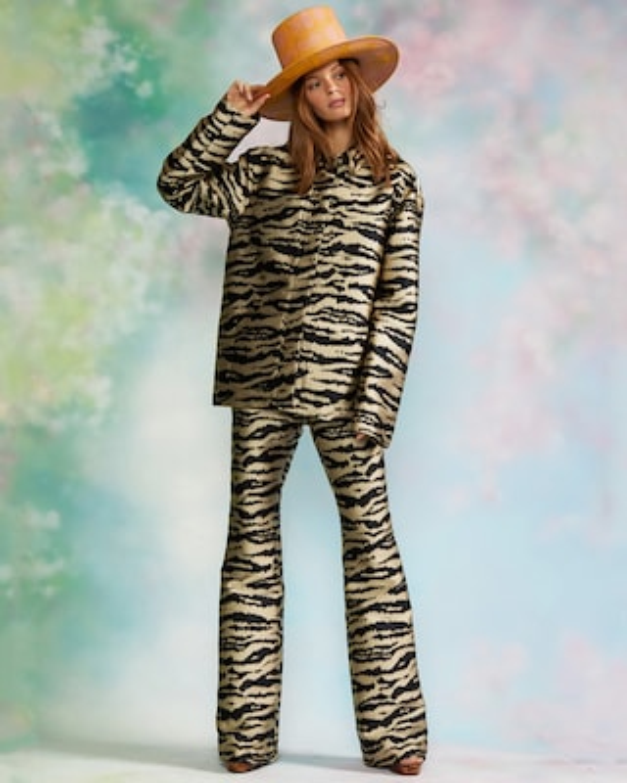 Hensley Zebra Jacket
