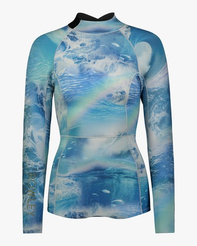 Rainbow Waves Watercamo Wetsuit