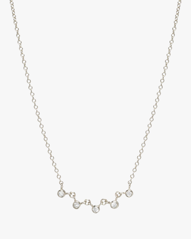 Five-Link Station Necklace
