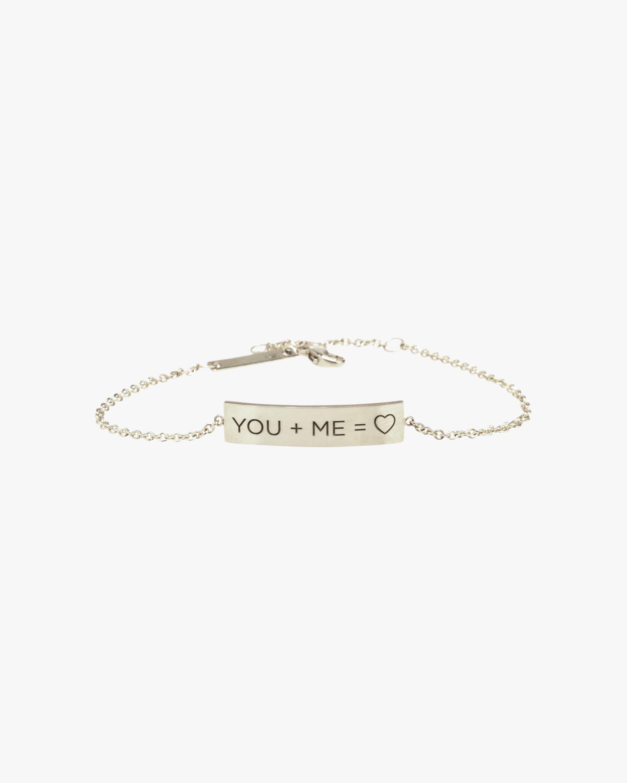 YOU+ME ID Bracelet