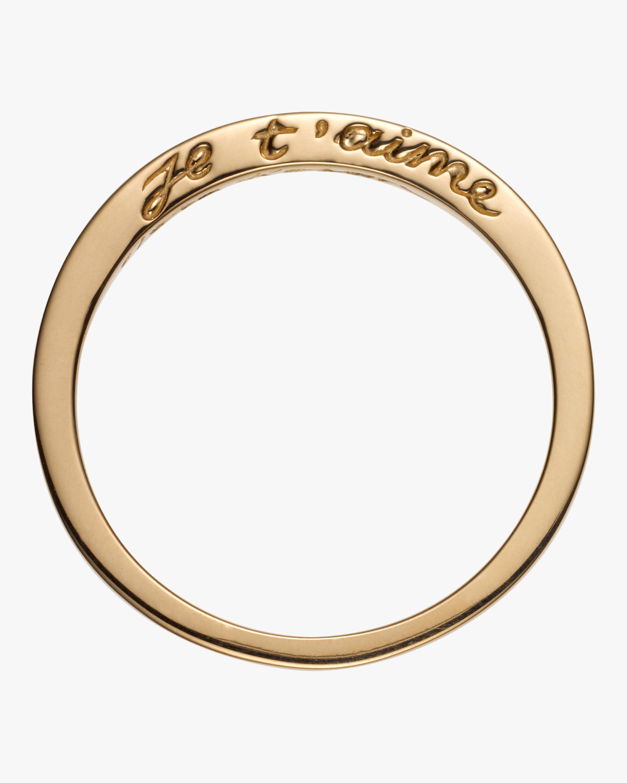 Nora Kogan Je t'aime Ring 0