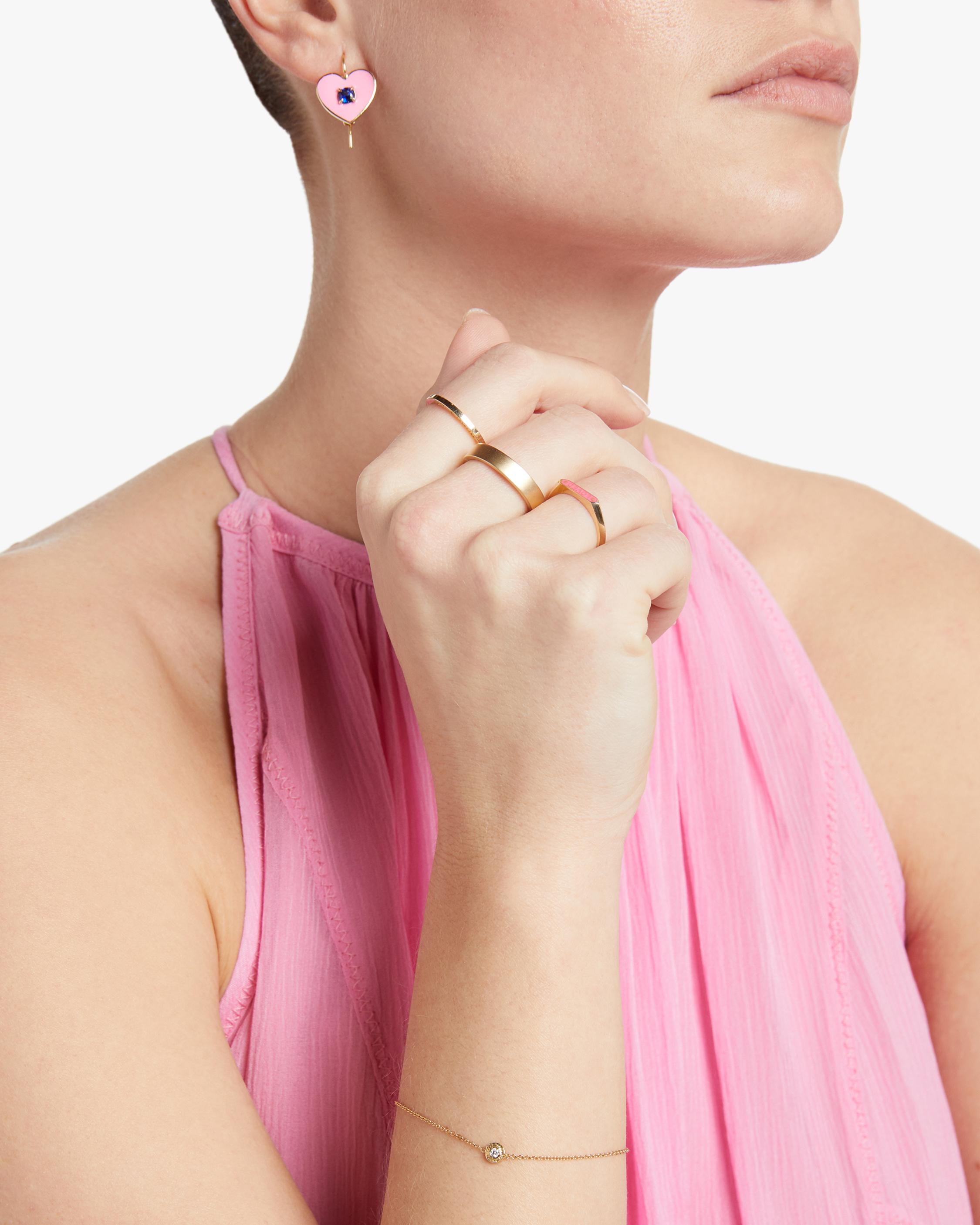 Nora Kogan Je t'aime Ring 1