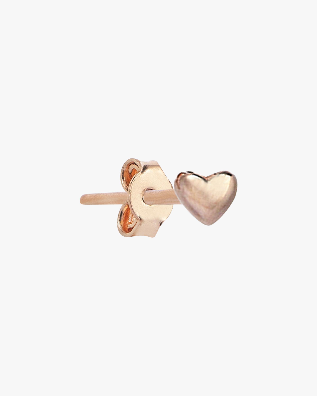 Single Love Stud Earring