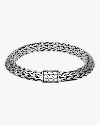 Knife-Edge Amulet Connector Bracelet