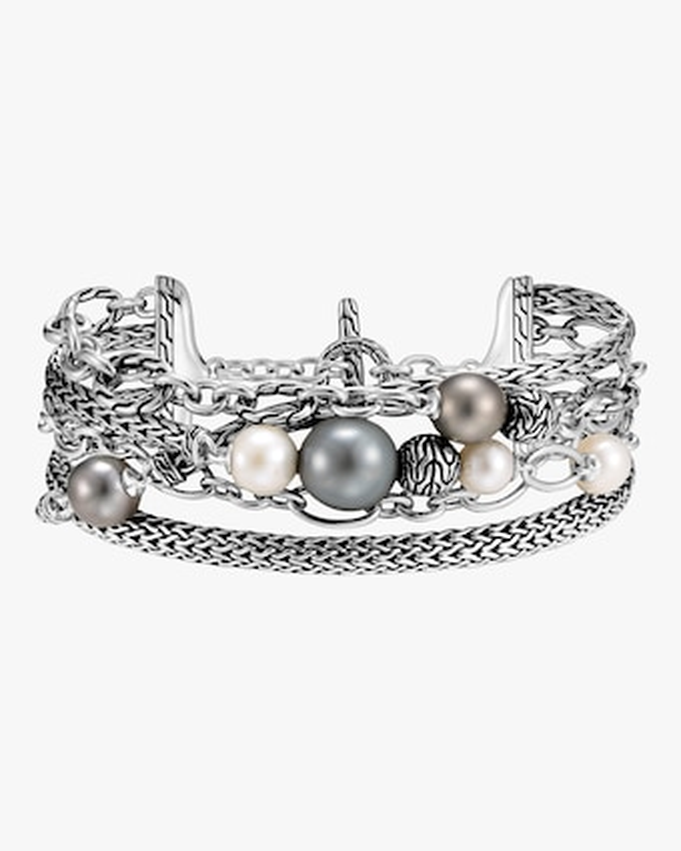 John Hardy Multi-Row Chain Bracelet 1