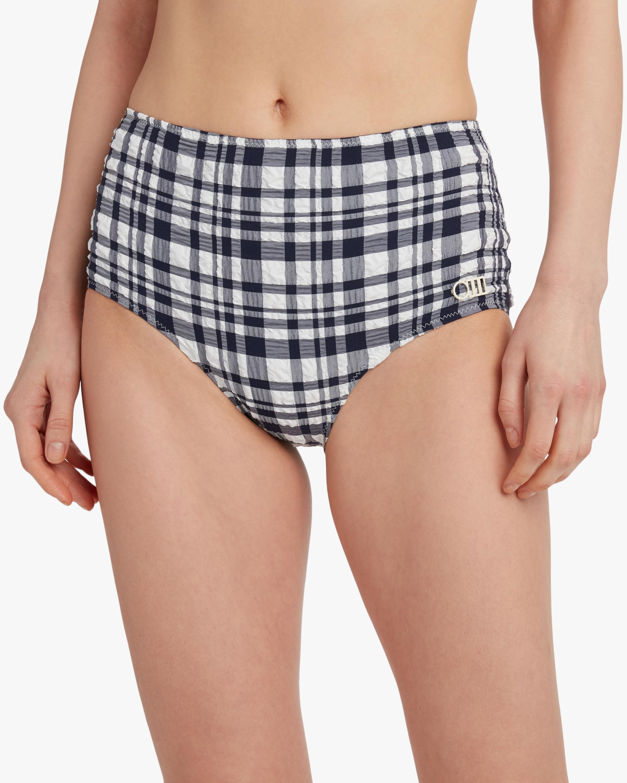 The Ginger High-Waisted Bikini Bottom