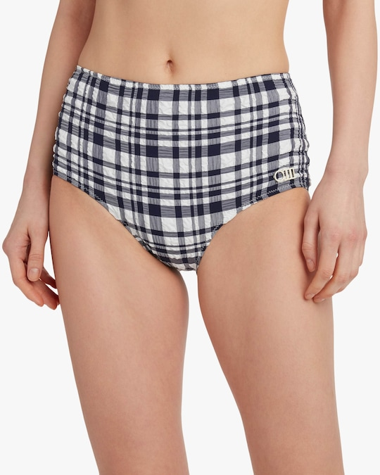 Solid & Striped The Ginger High-Waisted Bikini Bottom 1